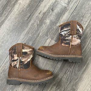 Mountain creek toddler boots